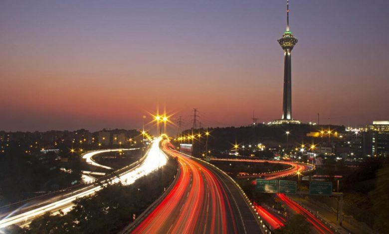 برج ها و آسمان خراش های بلند تهران | برج میلاد