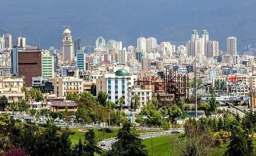 محله های لاکچری تهران