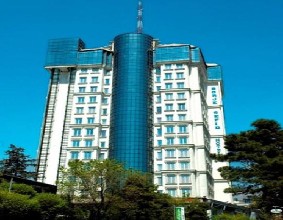 برج سفید پاسداران تهران بلند ترین برج اداری تهران