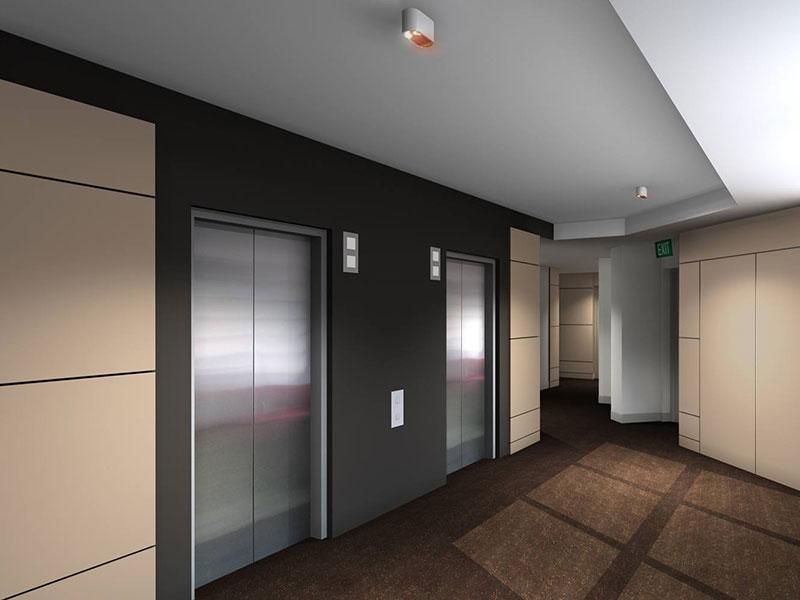 آسانسور یکی از قسمتهای مشاع ساختمان